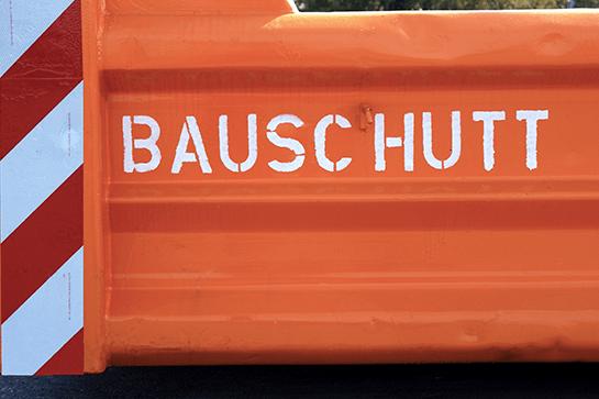 bauschutt entsorgen hilfe und infos. Black Bedroom Furniture Sets. Home Design Ideas