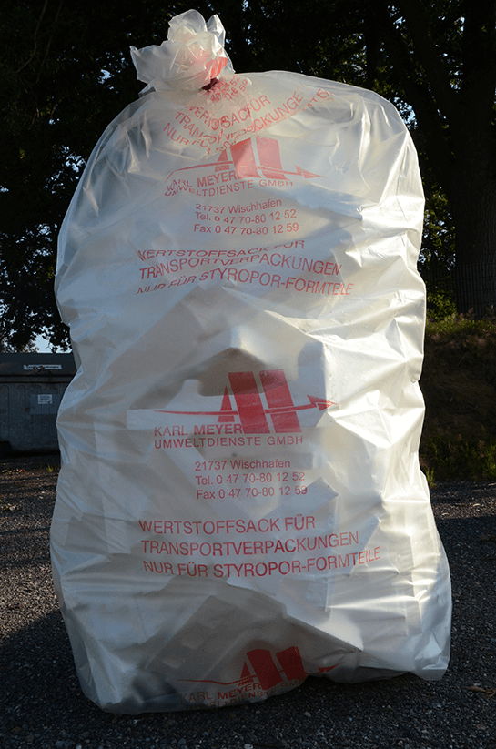 Kunststoff Umreifungsbänder Fachgerecht Entsorgen