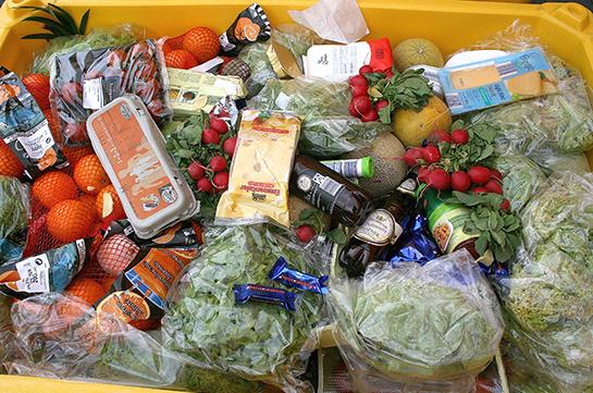 Abgelaufene Lebensmittel Entsorgen